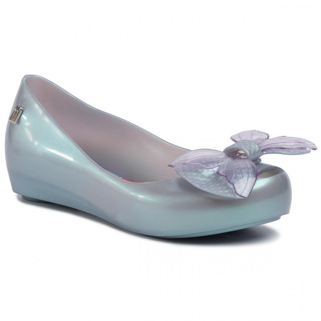 Polobotky MELISSA - Ultragirl+Little Mermaid 32784 Silver 53625