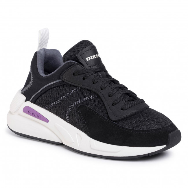 Sneakersy DIESEL - S-Serendipity Low W Y02160 P3163 T8013 Black