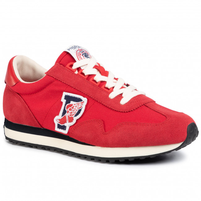 Sneakersy POLO RALPH LAUREN - Train 90 809793814002  Red