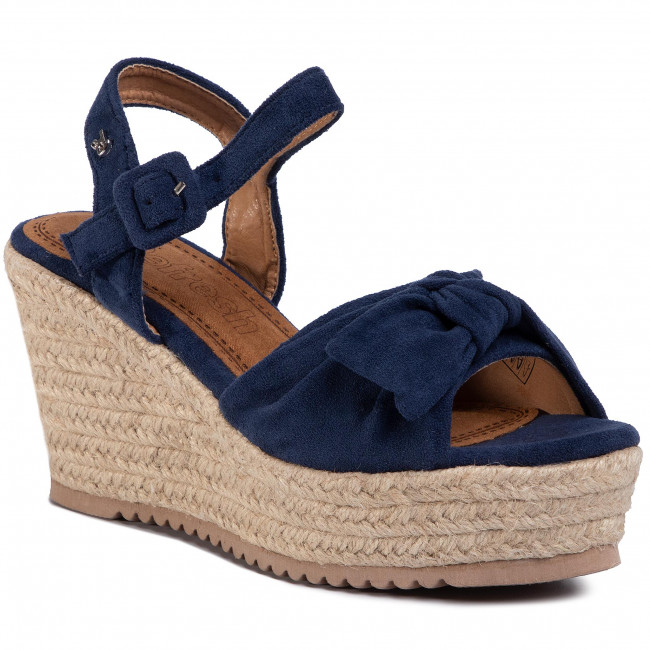Espadrilky REFRESH - 69572  Navy