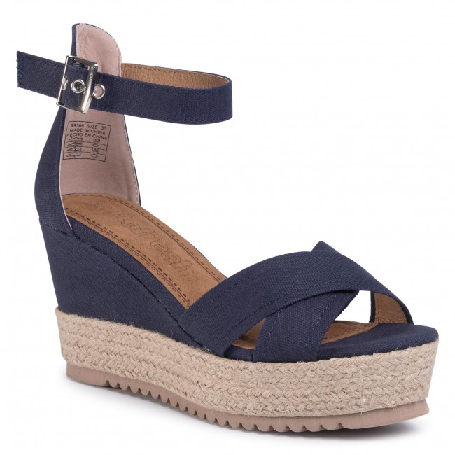 Espadrilky REFRESH - 69586  Navy