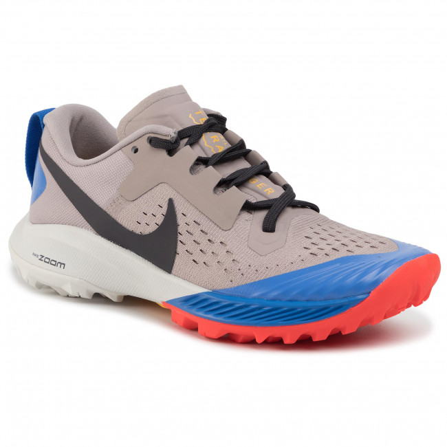 Boty NIKE - Air Zoom Terra Kiger 5 AQ2220 200 Pumice/Oil Grey/Pacific Blue