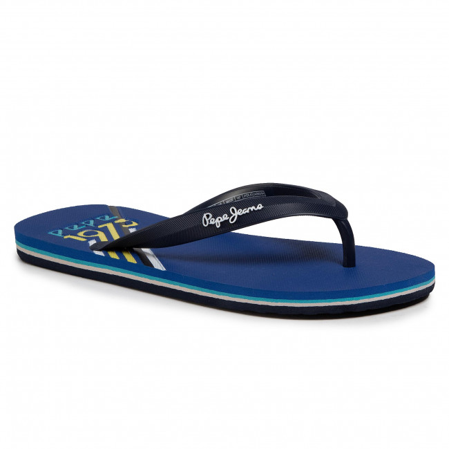 Žabky PEPE JEANS - Whale Archive PMS70084  Beat 549