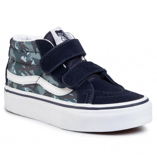 Sneakersy VANS - Sk8-Mid Reissue VN0A38HHWKY1 (Animal Camo) Prsnnghttrwt