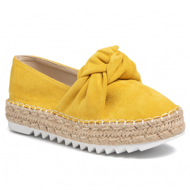 Espadrilky BULLBOXER - 155001F4T Old Yellow