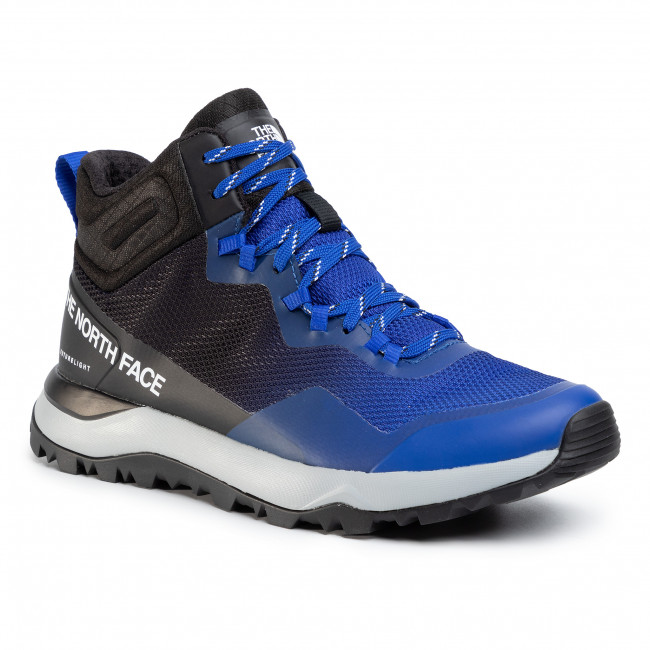 Trekingová obuv THE NORTH FACE - Activist Mid Futurelight NF0A47AYEFII Tnf Blue/Tnf Black