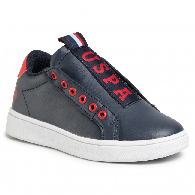 Sneakersy U.S. POLO ASSN. - Asher Club ECROK4060S0/Y1 Dkbl
