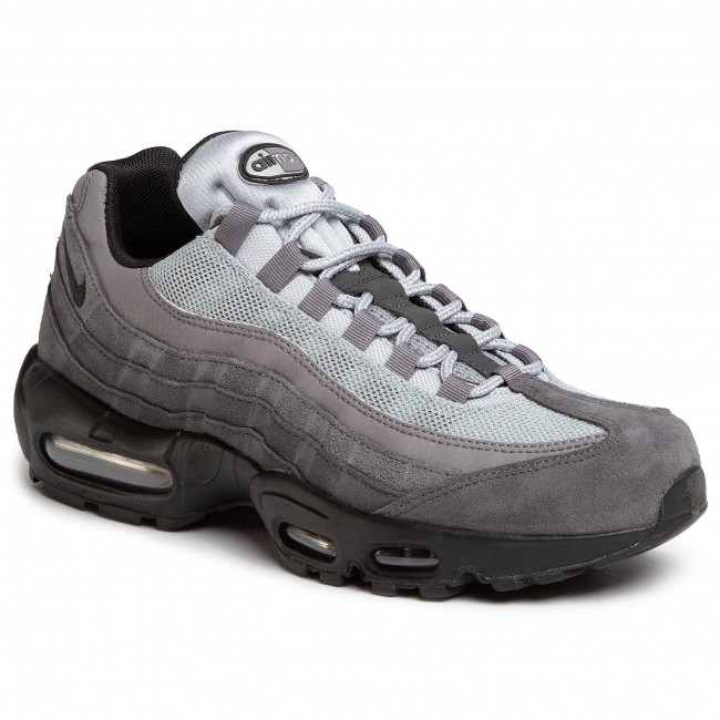 Boty NIKE - Air Max 95 Essential AT9865 008 Anthracite/Black/Wolf Grey
