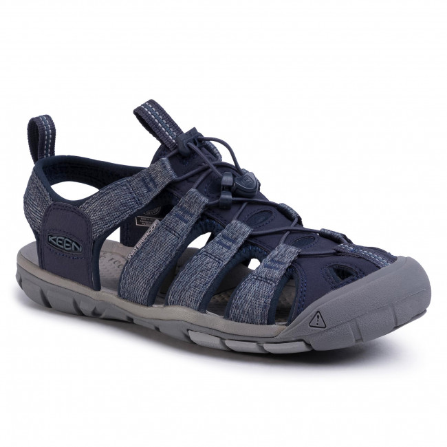 Sandály KEEN - Clearwater Cnx 1022962 Blue/Steel Grey