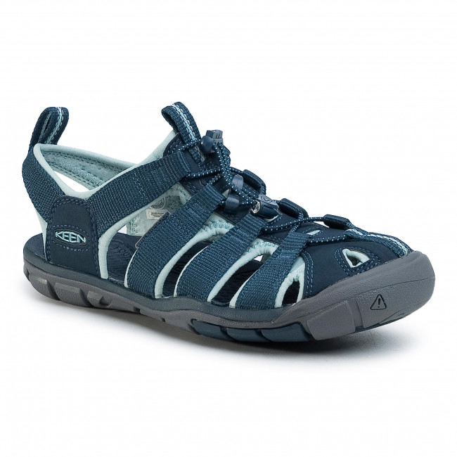 Sandály KEEN - Clearwater Cnx 1022965  Navy/Blue Glow