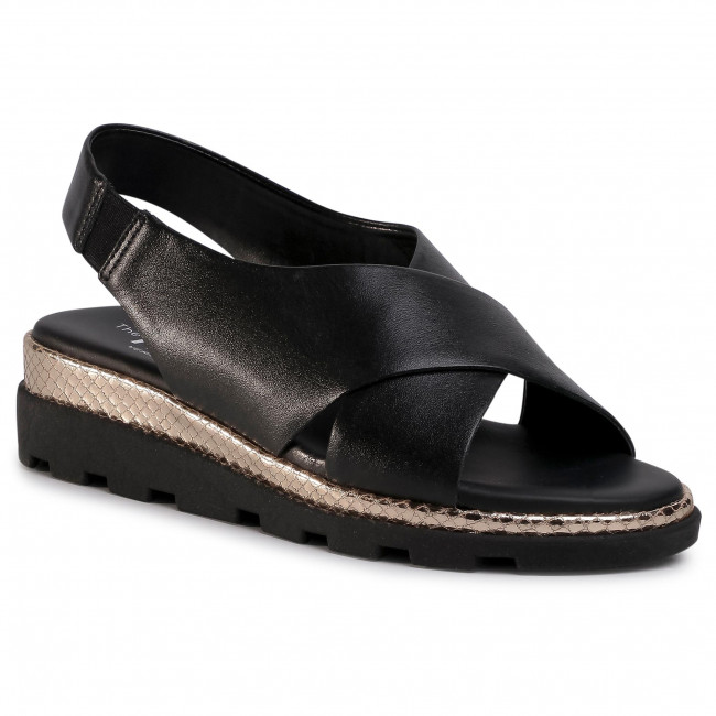Sandály THE FLEXX - Lynn D1507/29 Black
