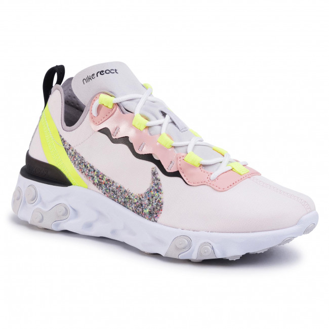 Boty NIKE - React Element 55 Prm CD6964 600 Light Soft Pink