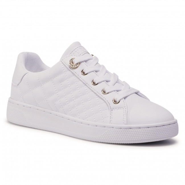 Sneakersy GUESS - Reace FL7REE ELE12 WHITE
