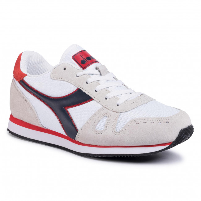 Sneakersy DIADORA - Simple Run D101.173745 01 20006 White