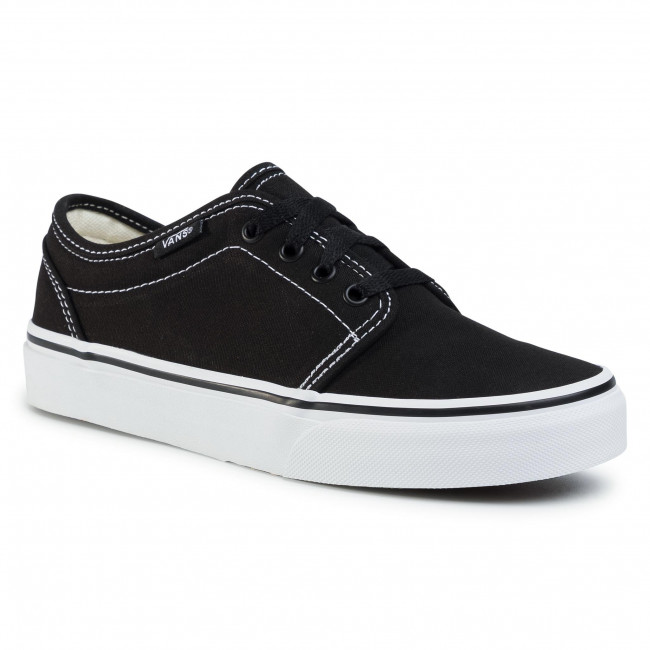 Tenisky VANS - 106 Vulcanized VN000VM96BT Black/True White