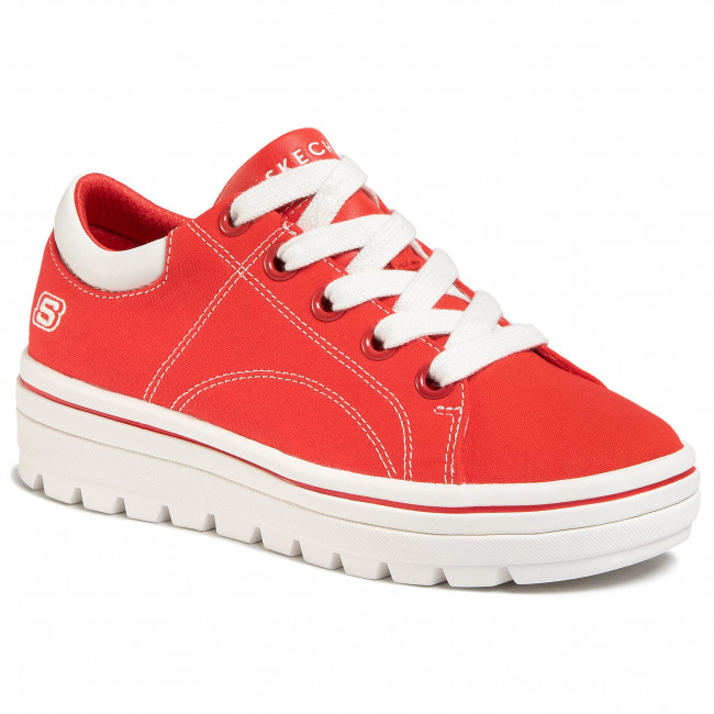 Sneakersy SKECHERS - Street Cleat 74100/RED Red