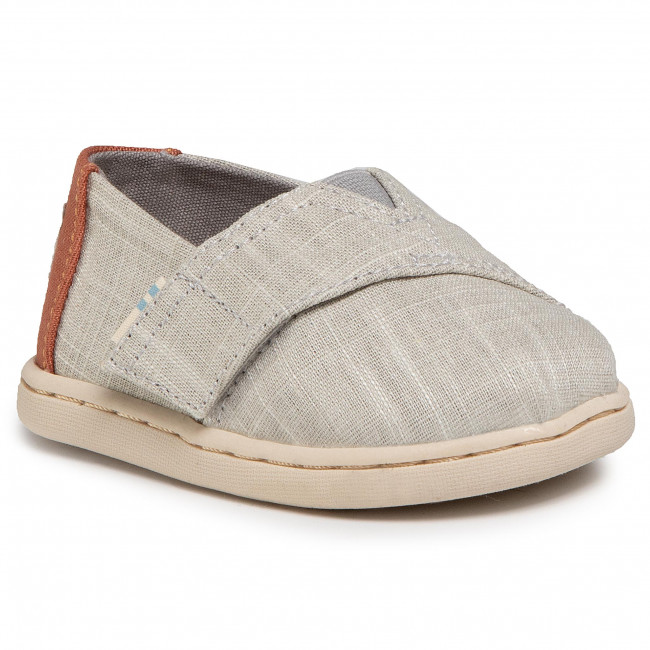 Polobotky TOMS - Classic 10015190  Drizzle Grey