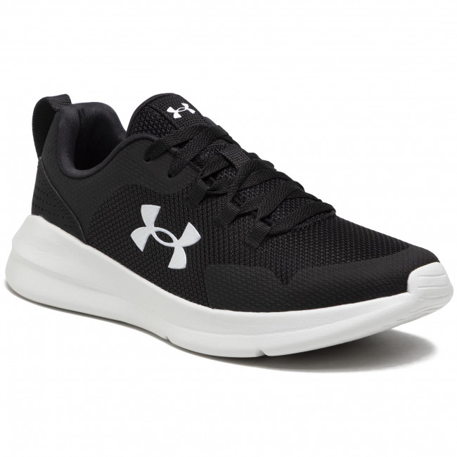 Sneakersy UNDER ARMOUR - Ua Essential 3022954-001 Blk