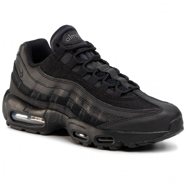 Boty NIKE - Air Max 95 Essential CI3705 001 Black/Black/Dark Grey