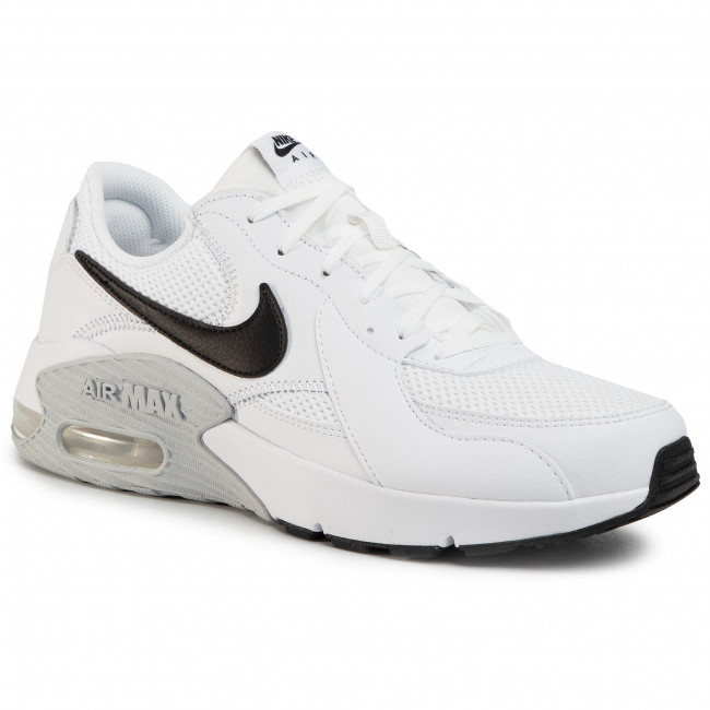 Boty NIKE - Air Max Excee CD4165 100 White/Black/Pure Platinum
