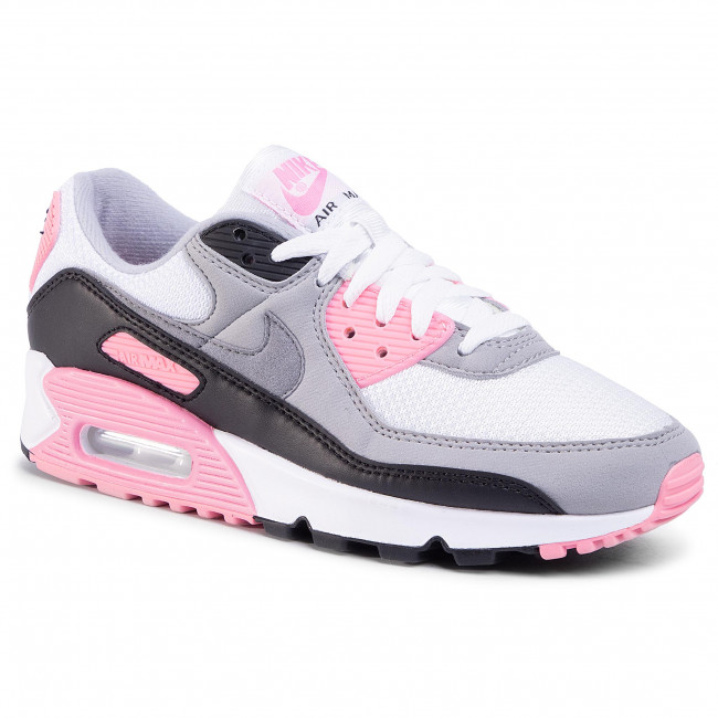 Boty NIKE - Air Max 90 CD0490 102 White/Particle Grey/Rose/Black