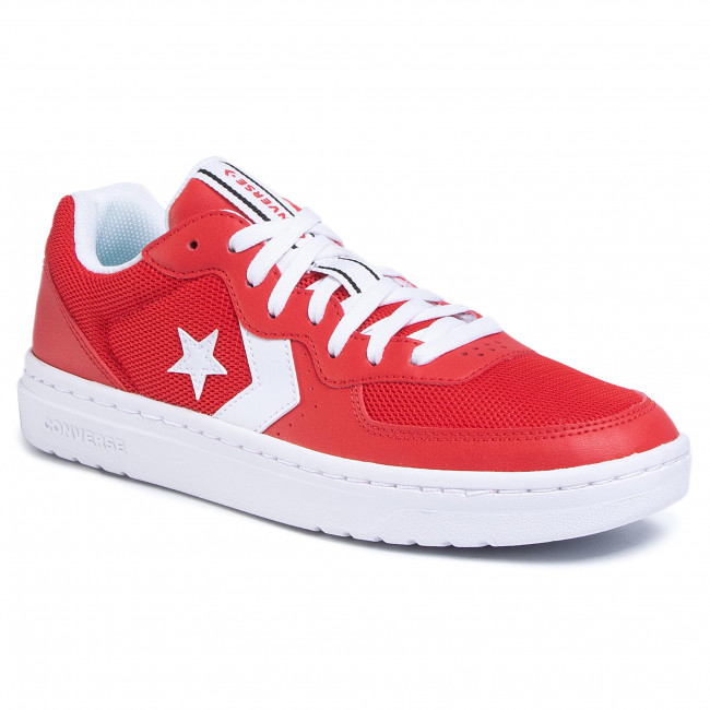 Sneakersy CONVERSE - Rival Ox 167529C University Red/White/White