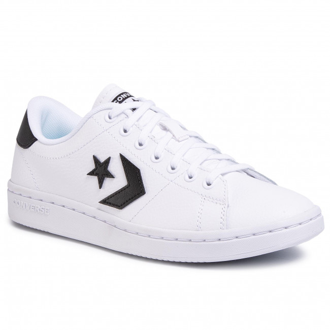 Sneakersy CONVERSE - All-Court Ox 561773C White/Black/White