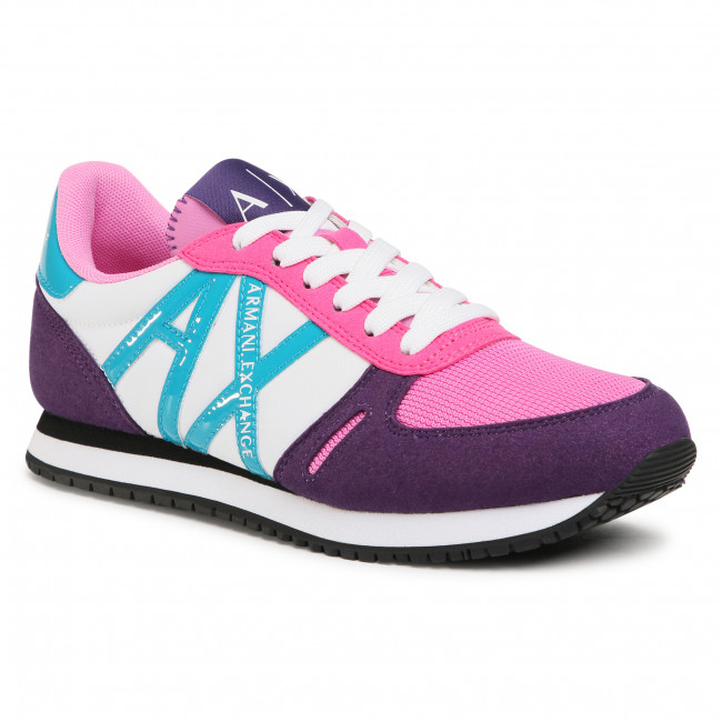 Sneakersy ARMANI EXCHANGE - XDX031 XCC62 A500 Multicolor