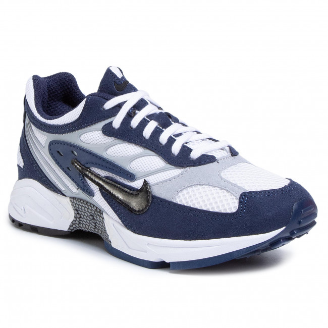 Boty NIKE - Air Ghost Racer AT5410 400 Midnight Navy/Black/Wolf Grey