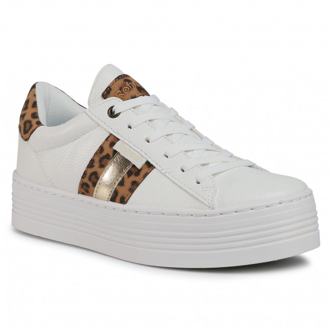 Sneakersy REFRESH - 72436 Leopardo