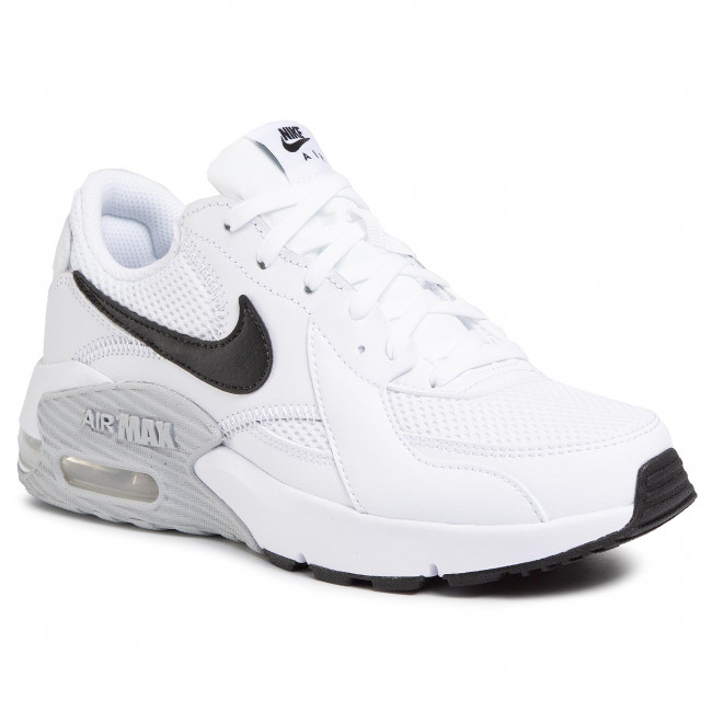 Boty NIKE - Air Max Excee CD5432 101 White/Black/Pure Platinum