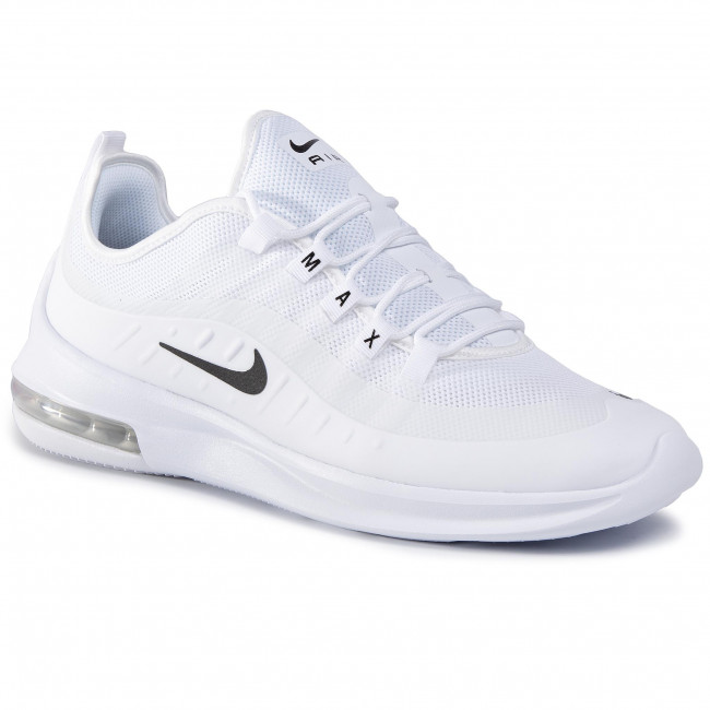 Boty NIKE - Air Max Axis AA2146 100 White/Black