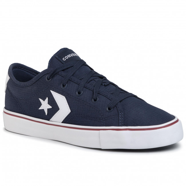 Tenisky CONVERSE - Star Replay Ox 167526C Obsidian/Team Red/White