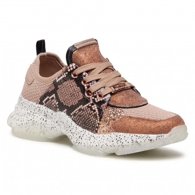 Sneakersy STEVE MADDEN - Mescal SM11000687-04005-686 Rose Gold