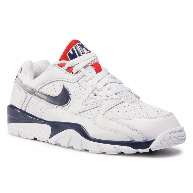Boty NIKE - Air Cross Trainer 3 Low White/Midnight Navy