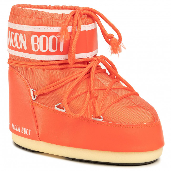 Sněhule MOON BOOT - Classic Low 2 14093400004  Coral