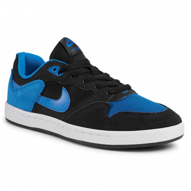 Boty NIKE - Sb Alleyoop CJ0882 004 Black/Royal Blue/Black