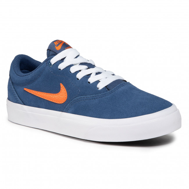 Boty NIKE - Sb Charge Suede (Gs) CT3112 401 Mystic Navy/Starfish