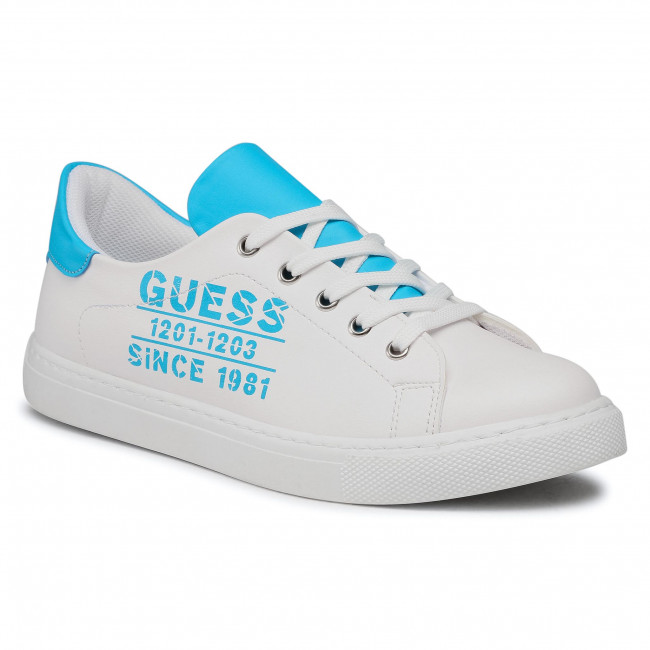 Sneakersy GUESS - Andrea FJ5AND ELE12 OFWHI