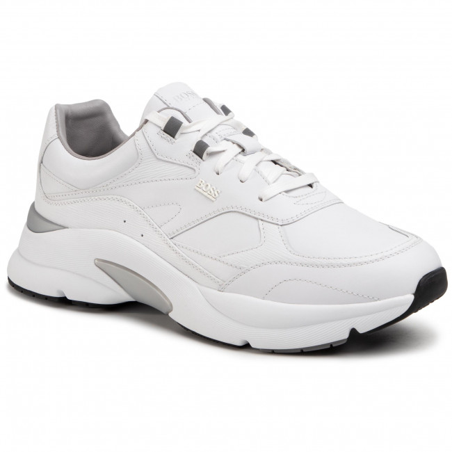 Sneakersy BOSS - Ardical 50447953 10214384 01 White 100