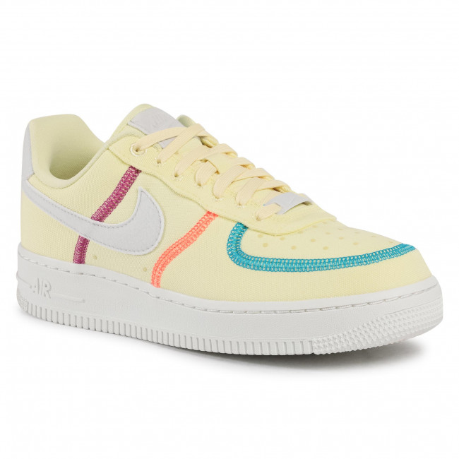 Boty NIKE - Air Force 1'07 Lx CK6572 700 Life Lime/Photon Dust