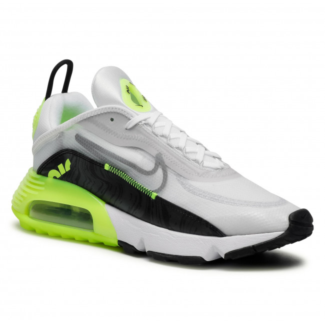 Boty NIKE - Air Max 2090 CZ7555 100 White/Cool Grey/Volt/Black