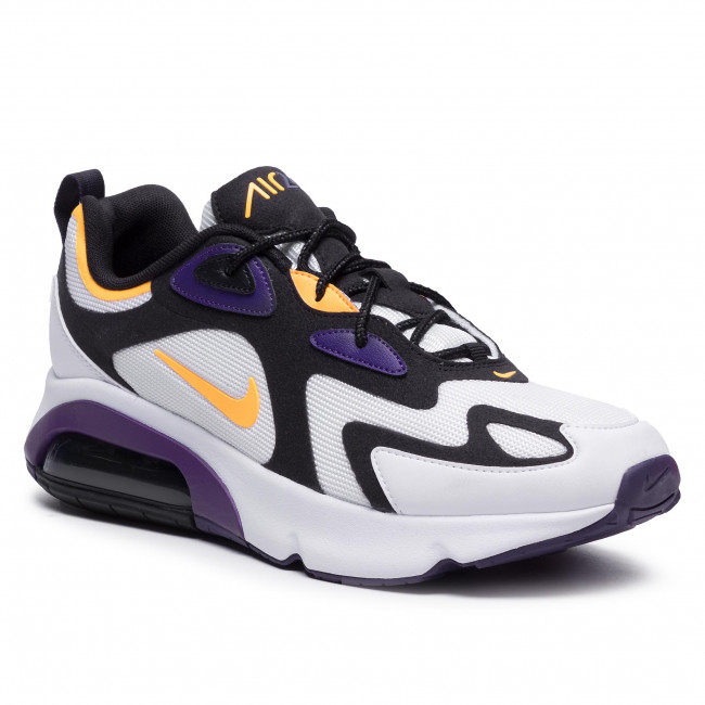 Boty NIKE - Air Max 200 CT1262 102 White/Laser Orange/Eggplant