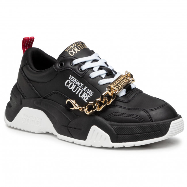 Sneakersy VERSACE JEANS COUTURE - E0YWASF4 71957 899