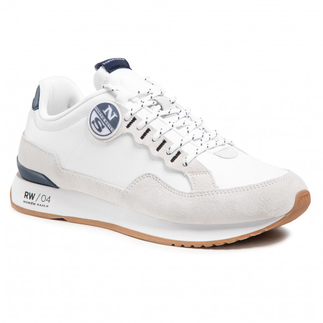 Sneakersy NORTH SAILS - RW-04 First White 047