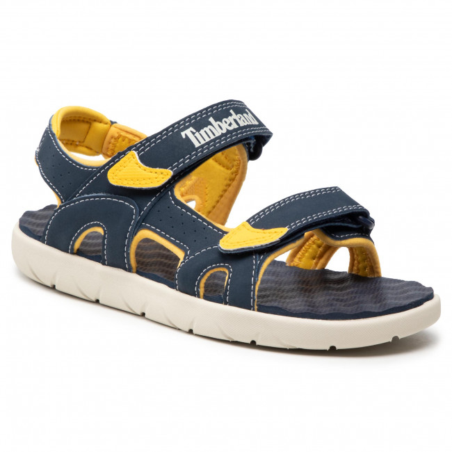 Sandály TIMBERLAND - Perkins Row 2-Strap TB0A1QXY019 Navy