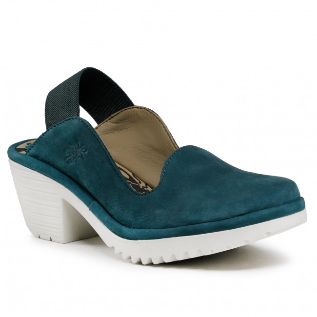 Sandály FLY LONDON - Whitfly P501295002 Teal