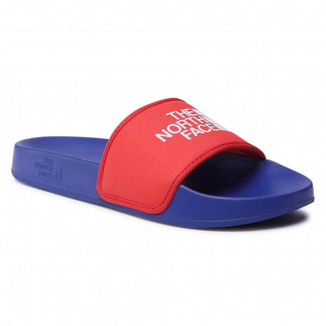 Nazouváky THE NORTH FACE - Base Camp Slide III NF0A4T2RZ45 Tnf Blue/Horizon Red