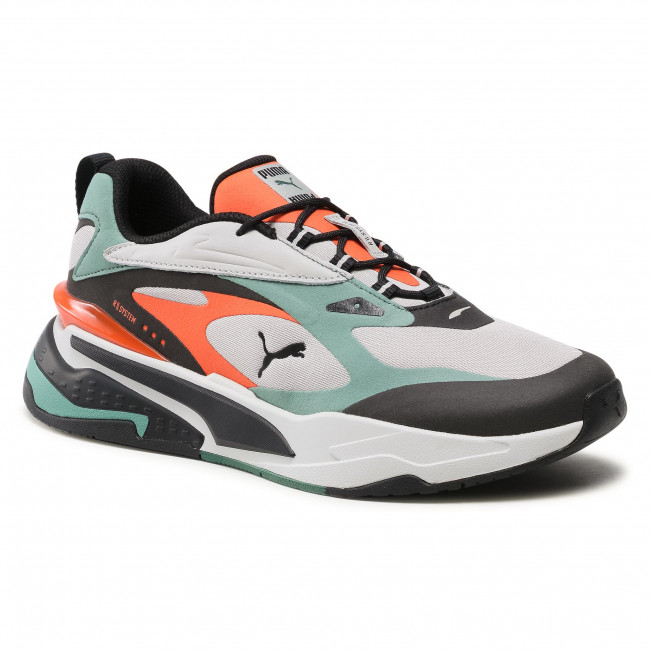 Sneakersy PUMA - Rs-Fast Heat 380559 01 Gray Violet/Blue Spruce