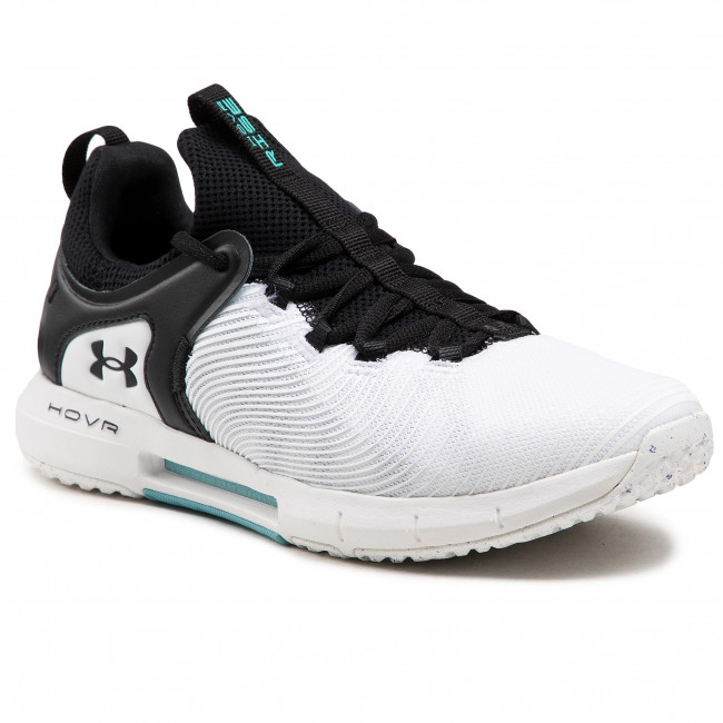 Boty UNDER ARMOUR - Ua Hovr Rise 2 3023009-103 Wht/Blk